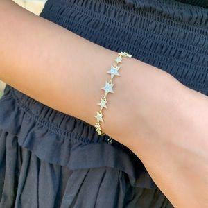 ✨star bracelet